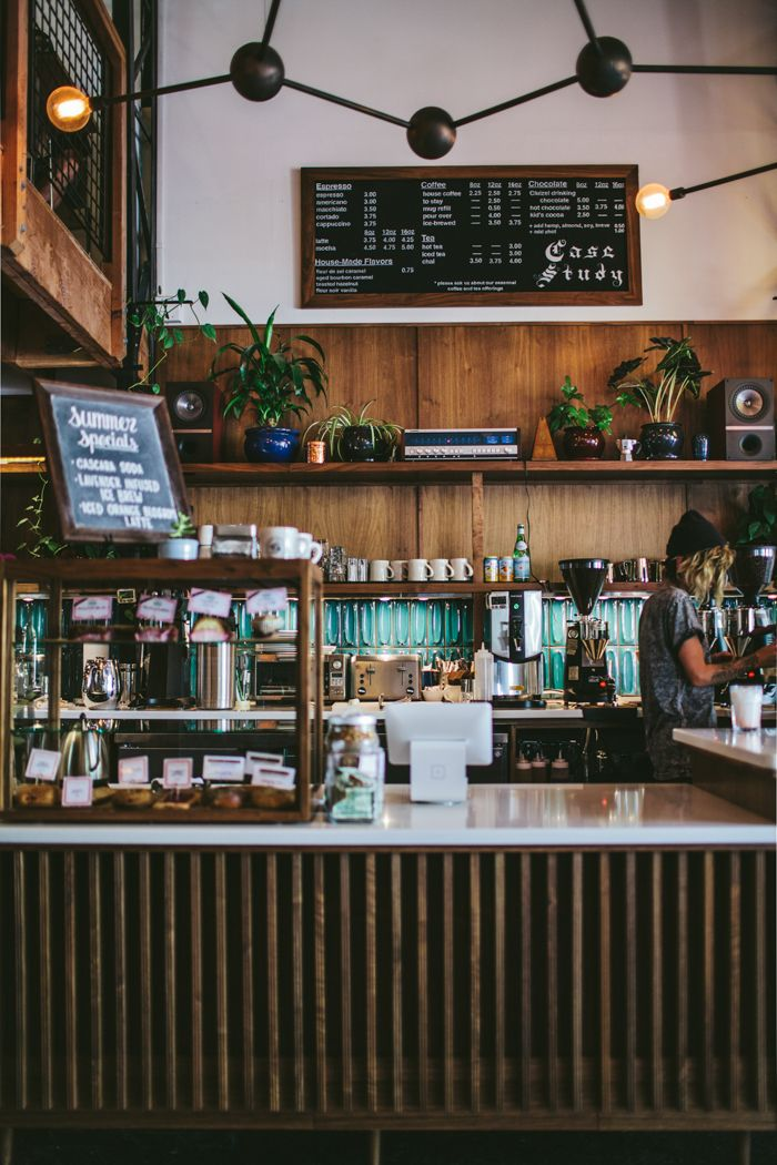 Best Places To Drink In Portland Coffee Shop Decor Coffee Shops Interior Cafe Interior