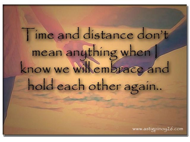 Sad Long Distance Relationship Quotestagalog Favorite Quotes
