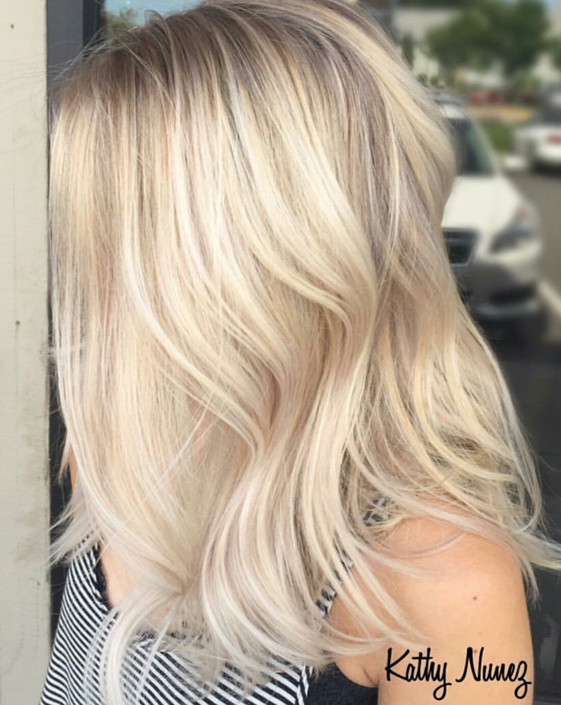 Pin by kayla austin on hair pinterest hair coloring blondes and
