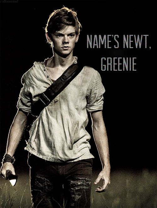 The Maze Runner Movie Character Photos Reveal Newt, Minho, Teresa And Others