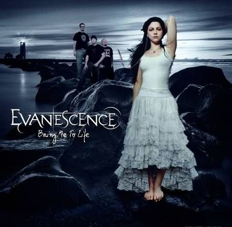 Evanescence Bring Me To Life With Images Evanescence Amy