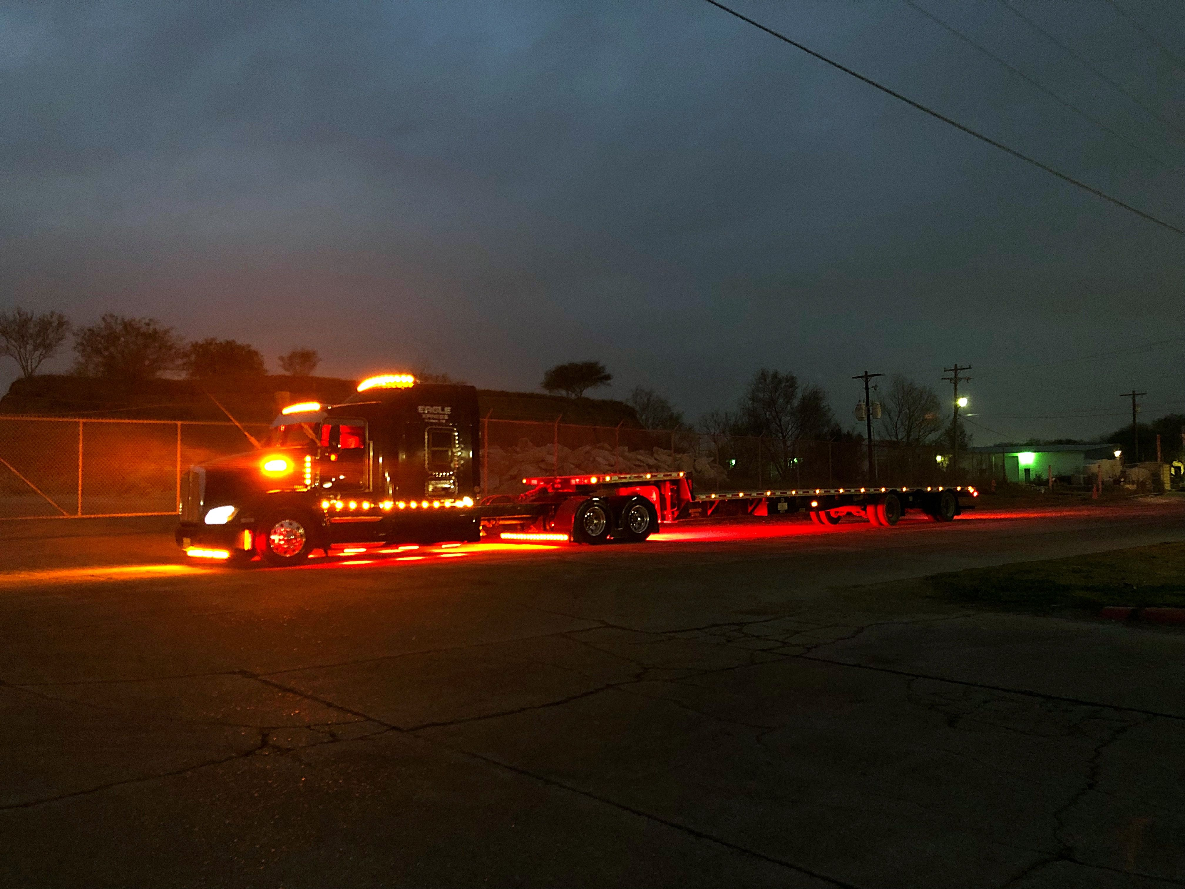 Big Rig Trucks Image By Josh N Xylina Garza On Custom Kenworth