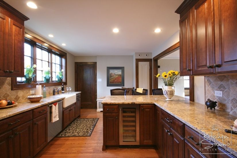 Contemporary Cabinets Chicago - Beautiful Kitchens by ...