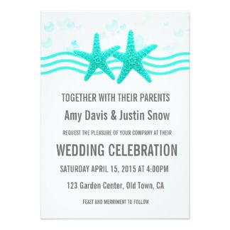 tarjetas de invitacion para bodas en la playa - Buscar con Google