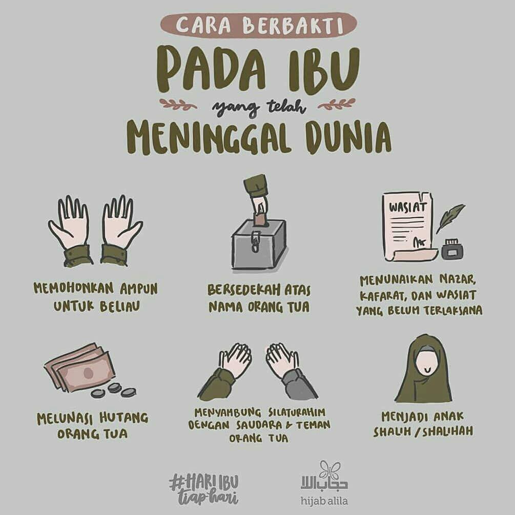 "Yayasan Dakwah Islam Di Instagram ""Hari Ibu"" Banyak Anak"