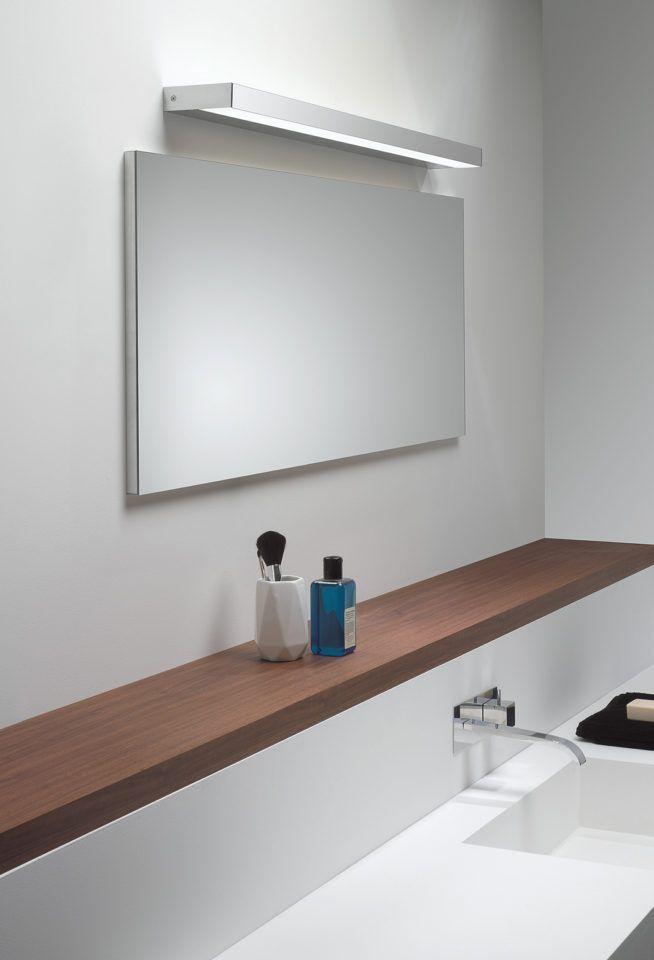 Astro Axios LED IP44 Bathroom Wall Light Mirror Light Lighted ...