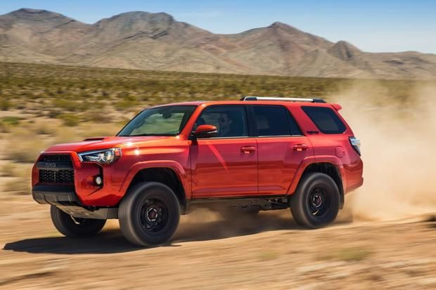 Upcoming Toyota 4runner Trd Pro Crazy Beast Glad Kept It As A Body On Frame And Not Unibody