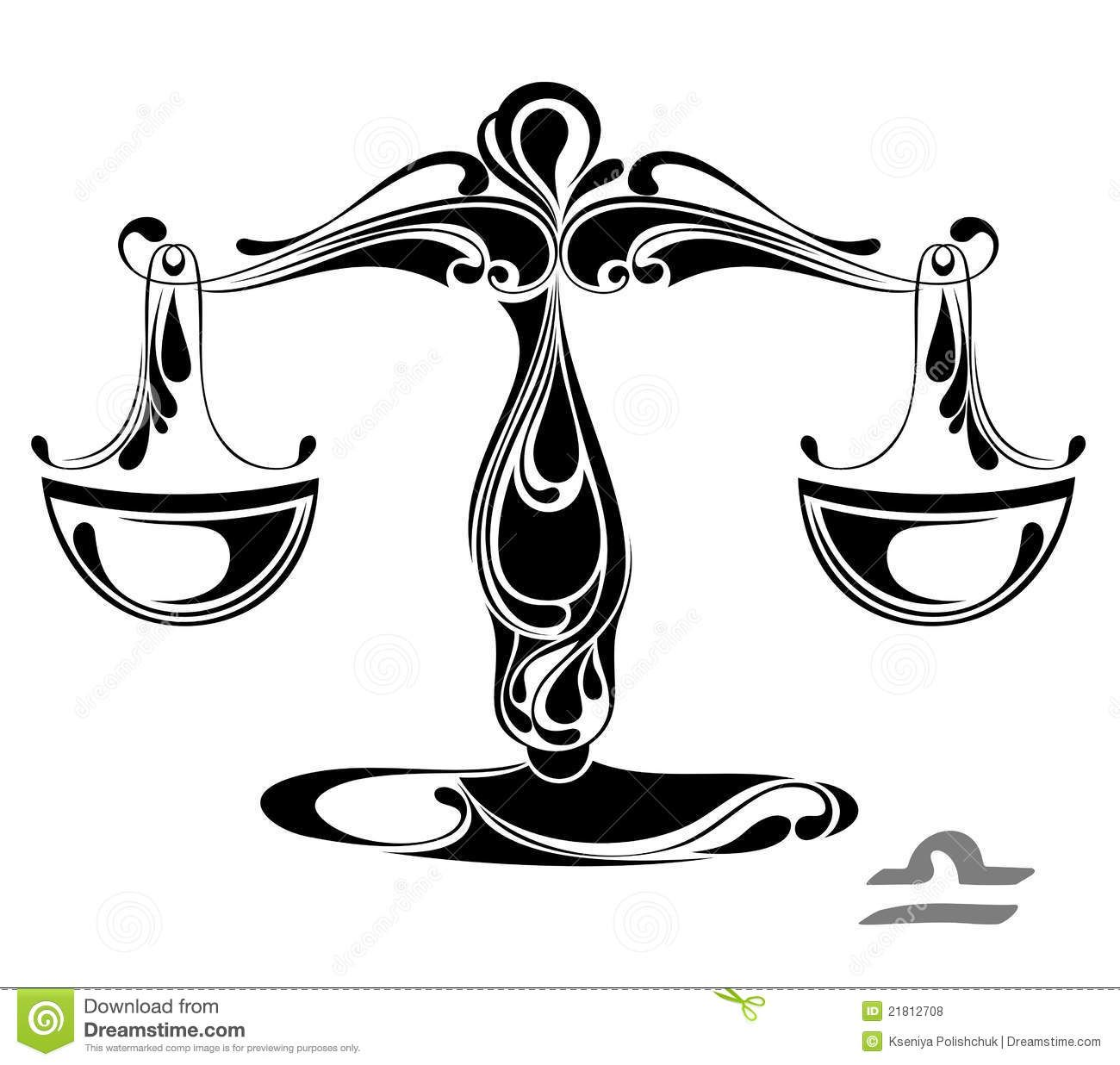 Sign tattoo designs - Libra Zodiac Vector Sign Tattoo Design Download From Over 56 Million High Quality Stock
