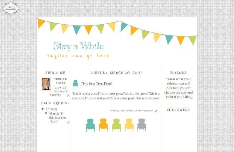 cute website template website pinterest blogger templates