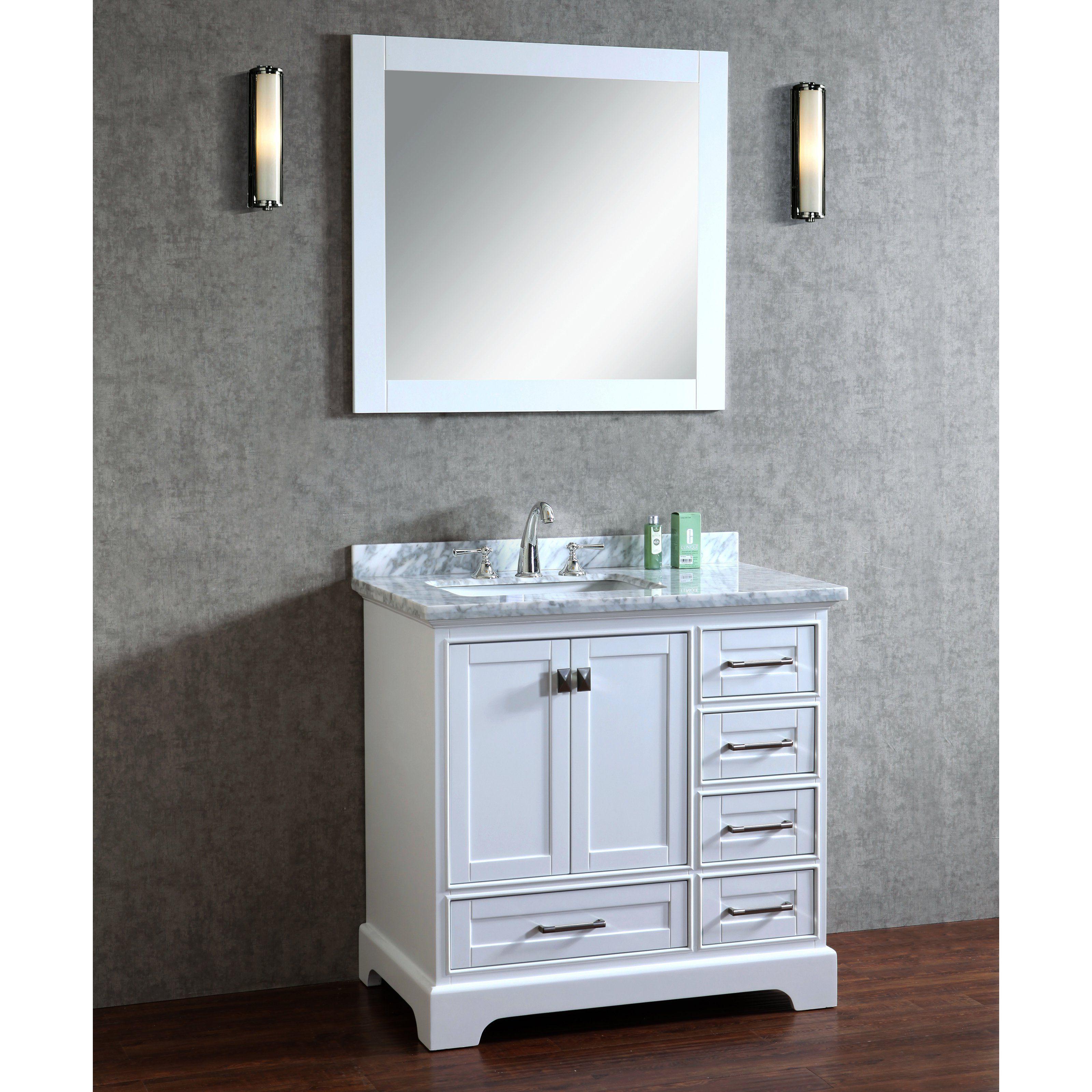 Bathroom interior hd stufurhome newport  in single sink bathroom vanity with mirror