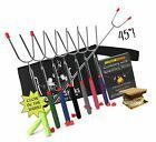 KBA Marshmallow Roasting Sticks 45