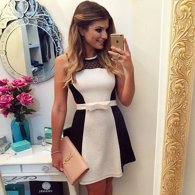 Selfie Mini Dress