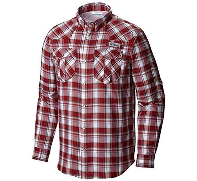 2aaaef47 Columbia Mens XL Fishing Shirt CLICK LINK TO BUY :) #columbia  #columbiashirt #buttonupshirt #fish #fishing #fishingshirt #outdoors #m… |  Men's Clothing ...
