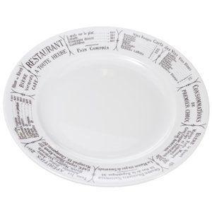 Pillivuyt Brasserie Plate 9.5 inch by Pillivuyt. $18.00. Collection Brasserie by Pillivuyt is one  sc 1 st  Pinterest & Pillivuyt Brasserie Plate 9.5 inch by Pillivuyt. $18.00. Collection ...