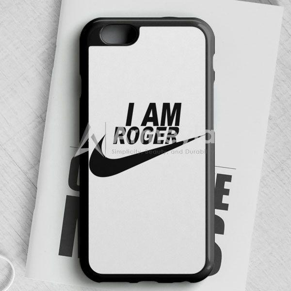 Roger Federer Rf I Am Roger iPhone 6/6S Case | armeyla.com