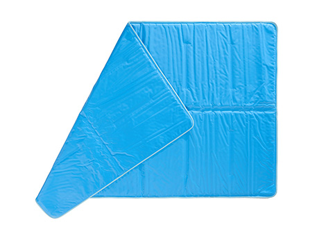 Self Cooling Body Pad Sharper Image In 2020 Body Padding
