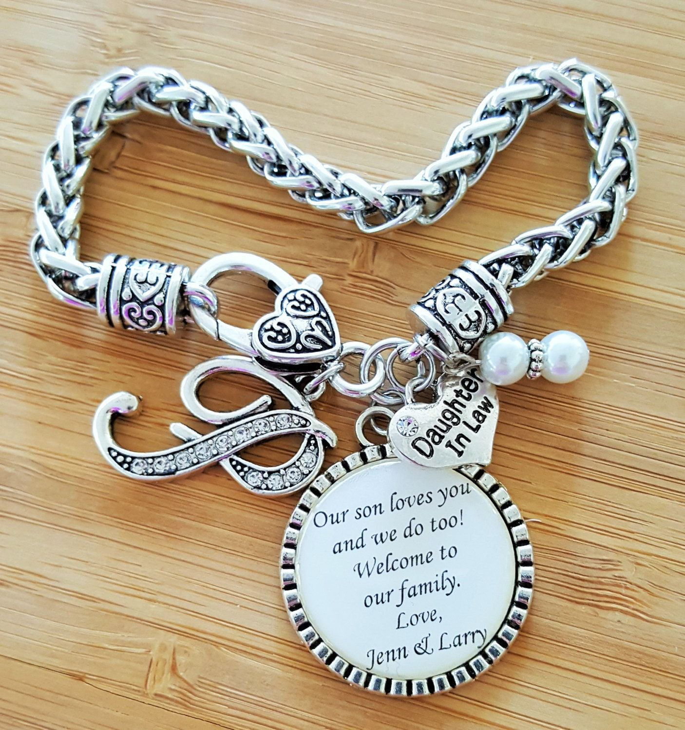 Bride To Be Wedding Gift Daughter In Law Wedding Gift Gift For