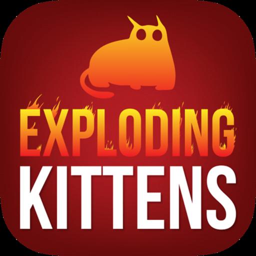 Exploding Kittens®, 50 off ↘️ 0.99 Exploding kittens