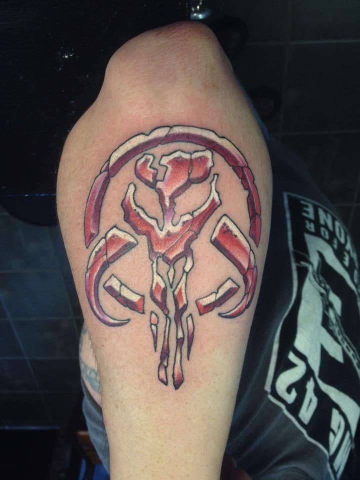 Mandalorian Tattoo: Tattoos, Tattoo Art, And Ideas