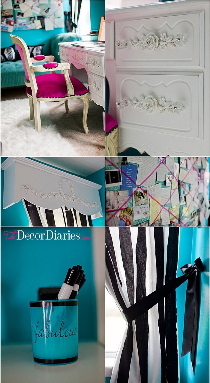 office guest room ideas stuff. Cute Office Makeover At The Decor Diaries By Scarlett Lillian Guest Room Ideas Stuff
