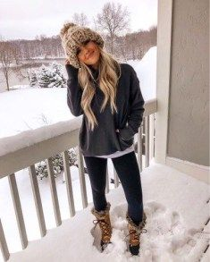 10 Ways To Wear Trendy Boots This Winter - Society19 3