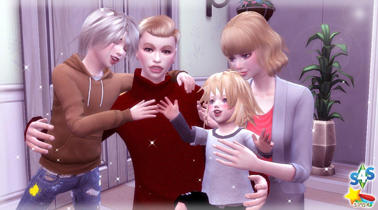 A-happyday   Sims 4 Studio