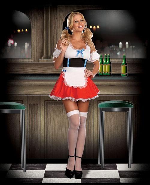 maid sexy bar