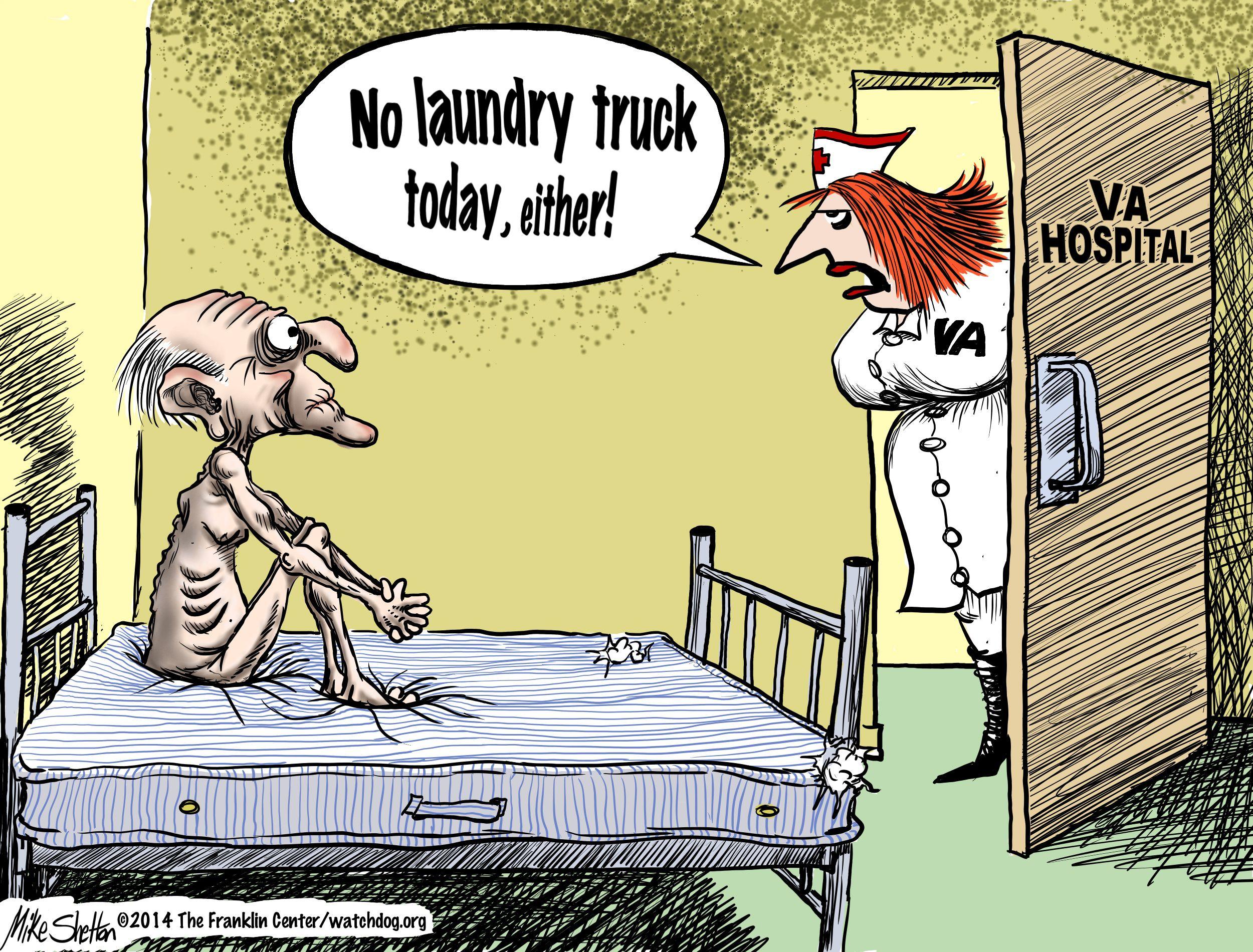 Funny Cartoon Hospital Pics va-cartoon-nurse (2500�1900) | funny cartoon pictures