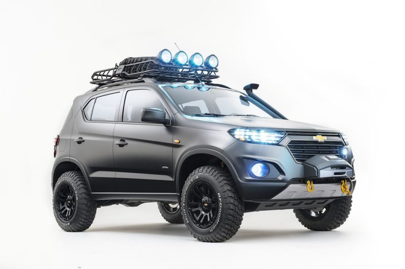 Why This Off Road Russia Only Chevy Concept Should Come To