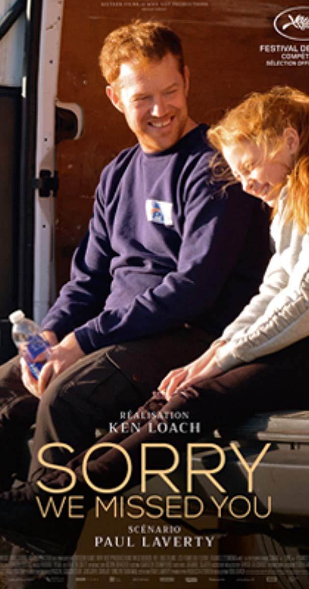 Sorry We Missed You 2019 Directed By Ken Loach With Kris Hitchen Debbie Honeywood Nikki Marshall Mark Birch A We Missed You Free Movies Online Miss You