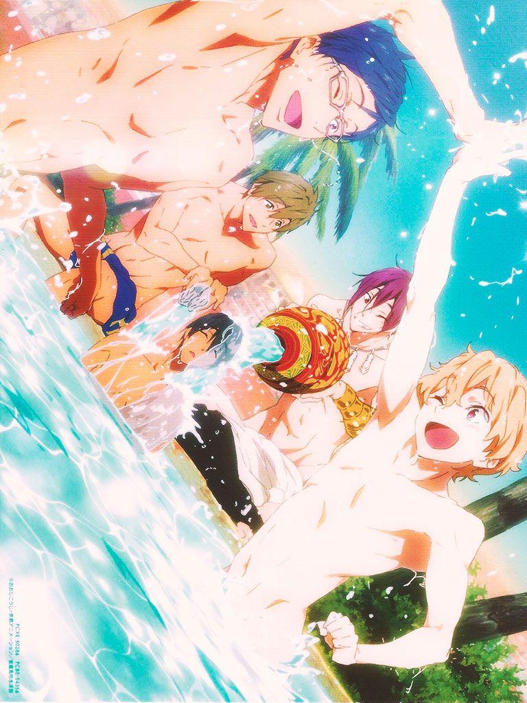 Free! Iwatobi Swim Club, Free! Eternal Summer, Hazuki