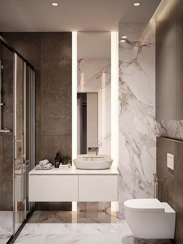 75 Cool Small Master Bathroom Renovation Ideas V 2020 G Vannaya Stil Vannye Mechty Dom