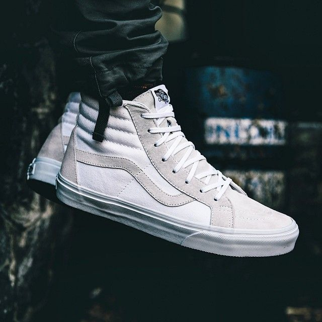 VANS SK8-HI REISSUE CA VANGUARD   Vans sk8, Sneakers, Vans