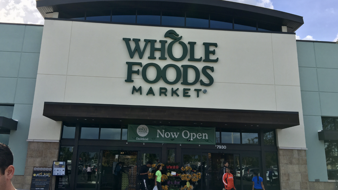 Amazon Prime members can now get Whole Foods groceries