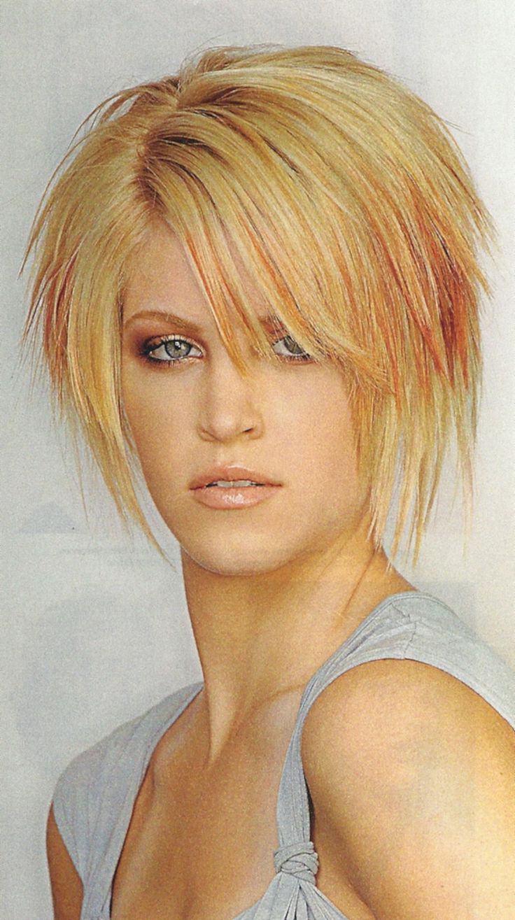 latest edgy hairstyles for all hair types chic short hairstyles