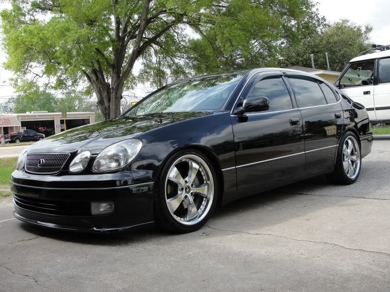 "1998 Lexus GS400 4.0L V8 Once touted as the ""World's"