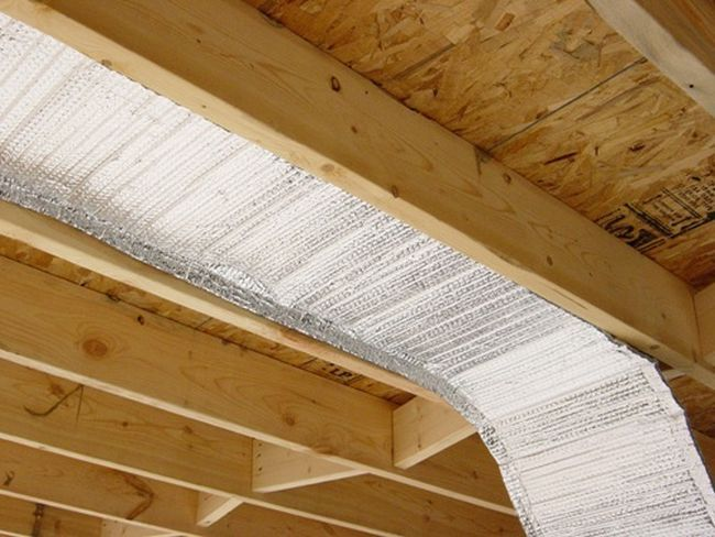 How To Finish The Attic Walls And Ceiling Like A Pro Basement Ceiling Ideas Cheap Basement Ceiling Foil Insulation
