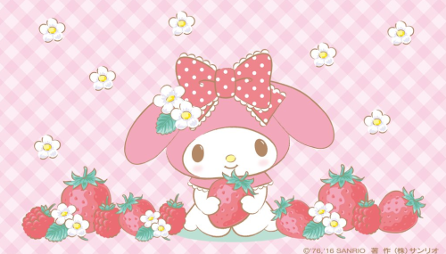 Cute Smile My Melody Wallpaper My Melody Sanrio Wallpaper