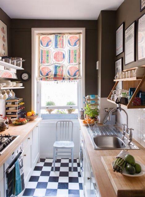 Small Kitchen  Dream Home  Pinterest  Kitchens Kitchen Living Pleasing Interior Design Of A Small Kitchen Inspiration