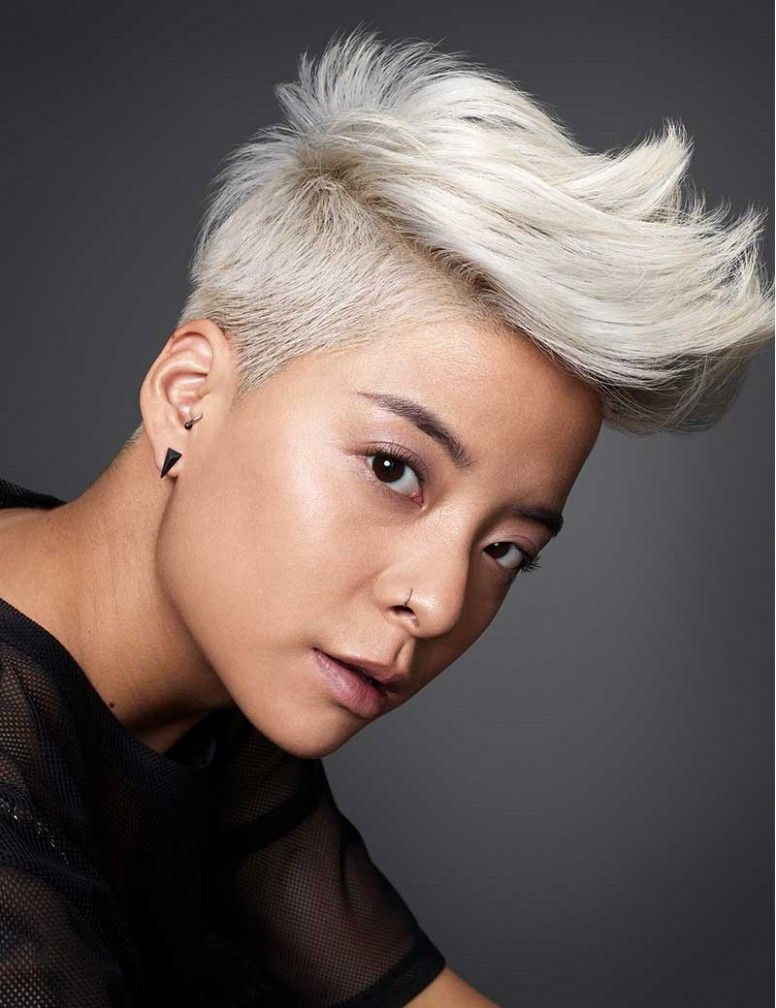 Short Hairstyle Vogue In 2020 Short Hair Styles Dry Styling Hair Styles