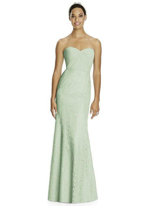 1290af783fa Studio Design Collection 4510 Full Length Strapless Sweetheart Neckline  Bridesmaid Dress