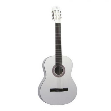 Gomez 036 3/4-model klassieke gitaar wit €54,00 BAx shop