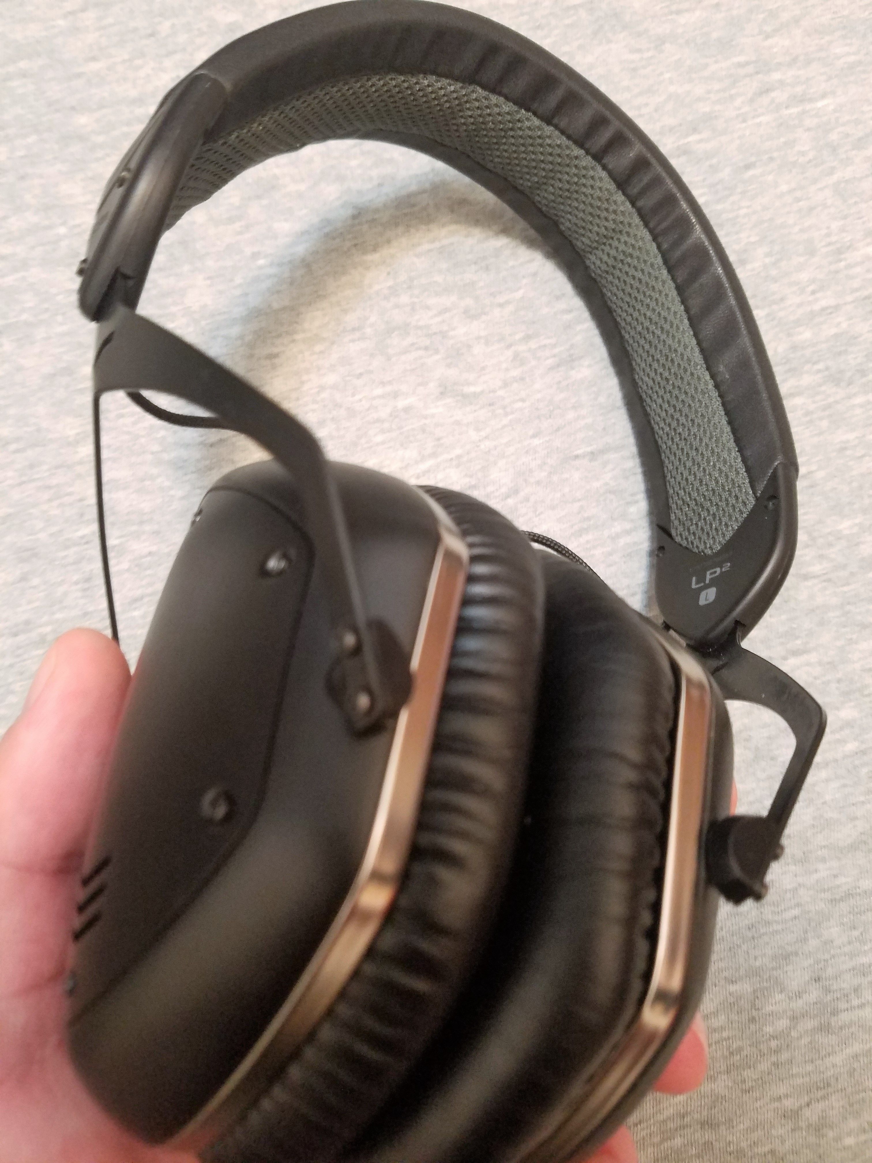 V-Moda Crossfade LP2: Sonic Elevation Review | Your Home For