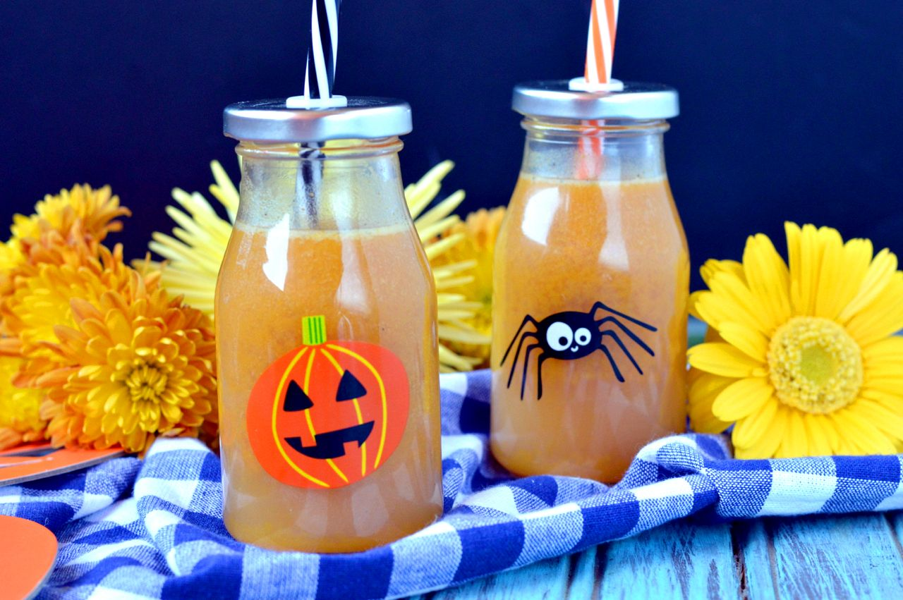 Paleo Pumpkin Juice Recipe (With images) Pumpkin juice