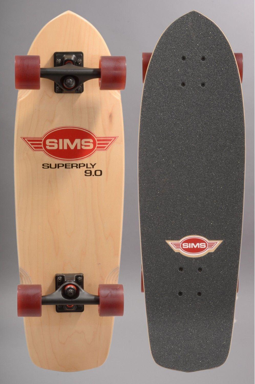 SimsSuper Ply 30 / 76.2 CmINTP Skateboard, Skate