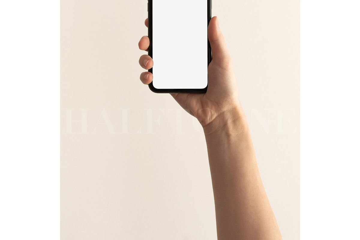 Download Modern Minimalist Iphone 11 Mockup Sponsored Affiliate Mockup Purchase Includes Modern Minimalist Iphone Brochure Design Template Iphone