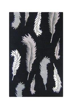 feathery pattern