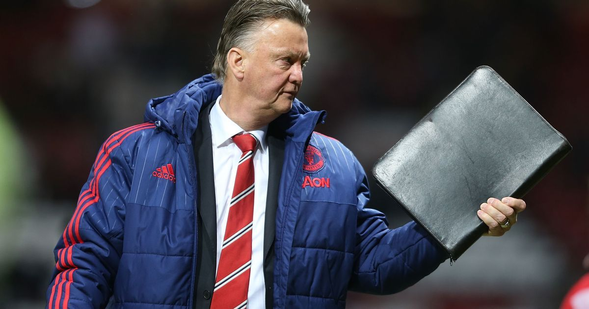 Manchester United Being Prepared For Success By Van Gaal
