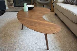 Los Angeles Furniture Boomerang Coffee Table Craigslist