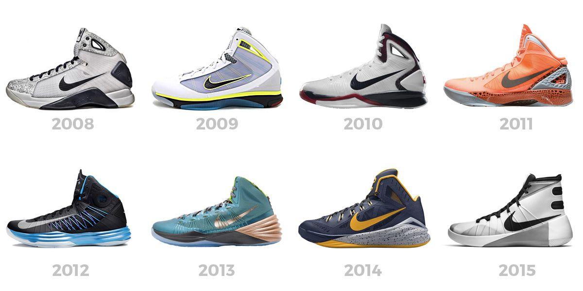 Interview // Nike Basketball Design Director Leo Chang Details The  Hyperdunk 2015